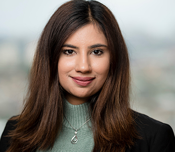 Nida Warraich - Paralegal serving personal injury plaintiff at BPC Lawyers