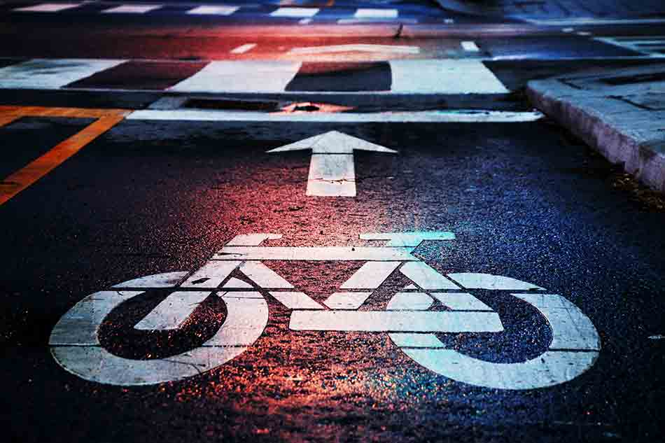 injured in a cycling accident