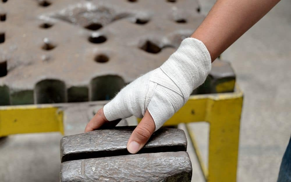 What is the difference between a workers compensation claim and work injury damages claim?